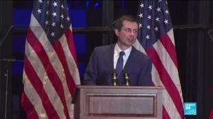 2020-03-02 10:01 Primaires démocrates : Pete Buttigieg renonce à la course en faveur du parti démocrate