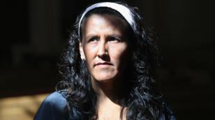 Jeanette Vizguerra s'est réfugiée pendant 86 jours dans une église de Denver pour éviter son expulsion vers le Mexique.