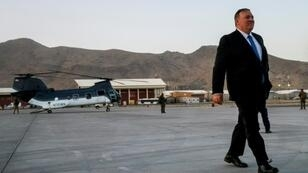 Speaking during a visit to Kabul, Secretary of State Mike Pompeo said he hopes for a peace deal with the Taliban before September 1