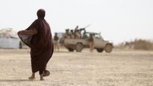 Environ 220 soldats français sont mobilisés au Burkina Faso dans le cadre de l'opération anti-terroriste Barkhane.