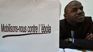 Coulibaly Daouda, chef du département d'épidémiologie à l'Institut national de santé publique en Côte d'Ivoire