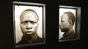 Le portrait d'un prisonnier, Lusani Cissé, paysan du cercle Dédougou au Burkina Faso actuel.