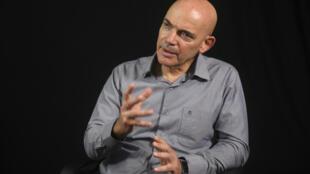 Daniel Gold, responsable de la recherche et du développement au ministère israélien de la Défense, à Tel Aviv, le 9 juillet 2020