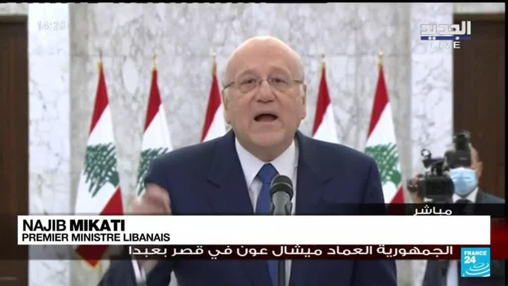 2021-09-10 15:00 Nouveau gouvernement au Liban : une répartition égale entre chrétiens et musulmans