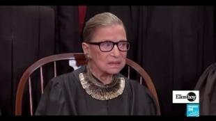 2020-09-28 13:45 El legado de Ruth Bader Ginsburg, la jueza campeona del feminismo