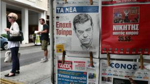 Après sa victoire aux législatives, de nombreux défis attendent le Premier ministre grec, Alexis Tsipras.
