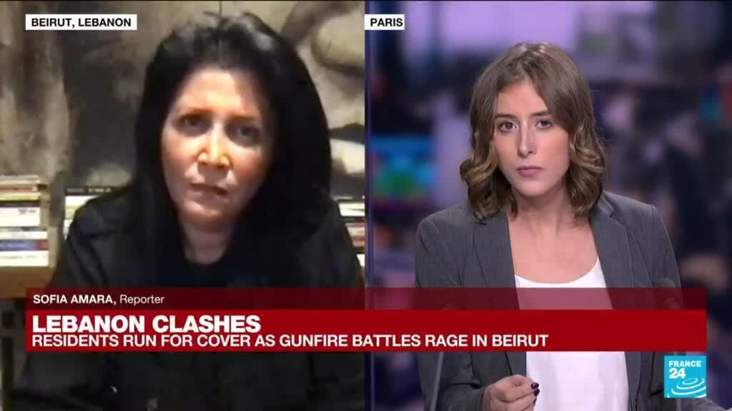 2021-10-14 17:01 Deadly clashes after rally against port blast judge turn Beirut into 'warzone'