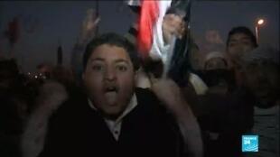 2020-02-25 16:01 Mort d'Hosni Moubarak : retour sur le déferlement du peuple égyptien en 2011