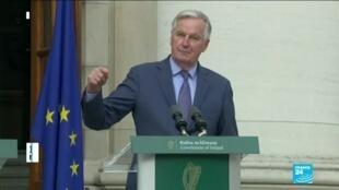 2020-09-07 16:03 Négociations post-brexit : le ton monte entre Londres et Bruxelles