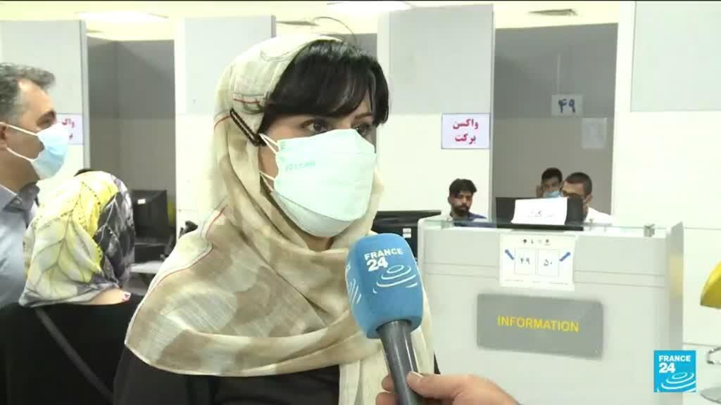 2021-09-16 10:12 Coronavirus pandemic: Iran accelerates vaccine campaign