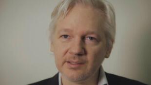 Julian Assange devant la justice britannique.