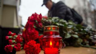 يوم حداد في روسيا على خلفية تحطم الطائرة العسكرية