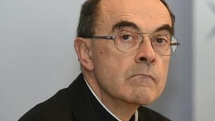 Barbarin was found guilty of failing to report the abuse of a minor between 2014 and 2015