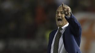 El argentino Gustavo Alfaro es elegido director técnico de la selección de fútbol de Ecuador el 26 de agosto de 2020