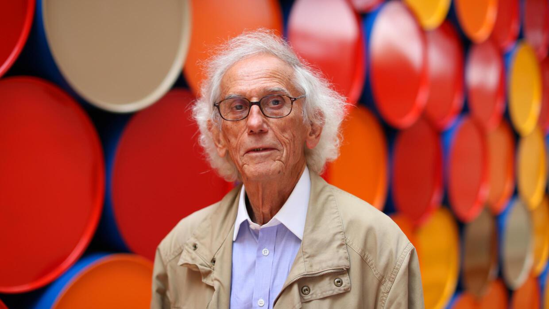 L'artiste plasticien Christo est mort à 84 ans