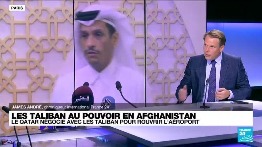 2021-09-02 14:04 Les Taliban au pouvoir en Afghanistan : le Qatar négocie pour rouvrir l'aéroport de Kaboul