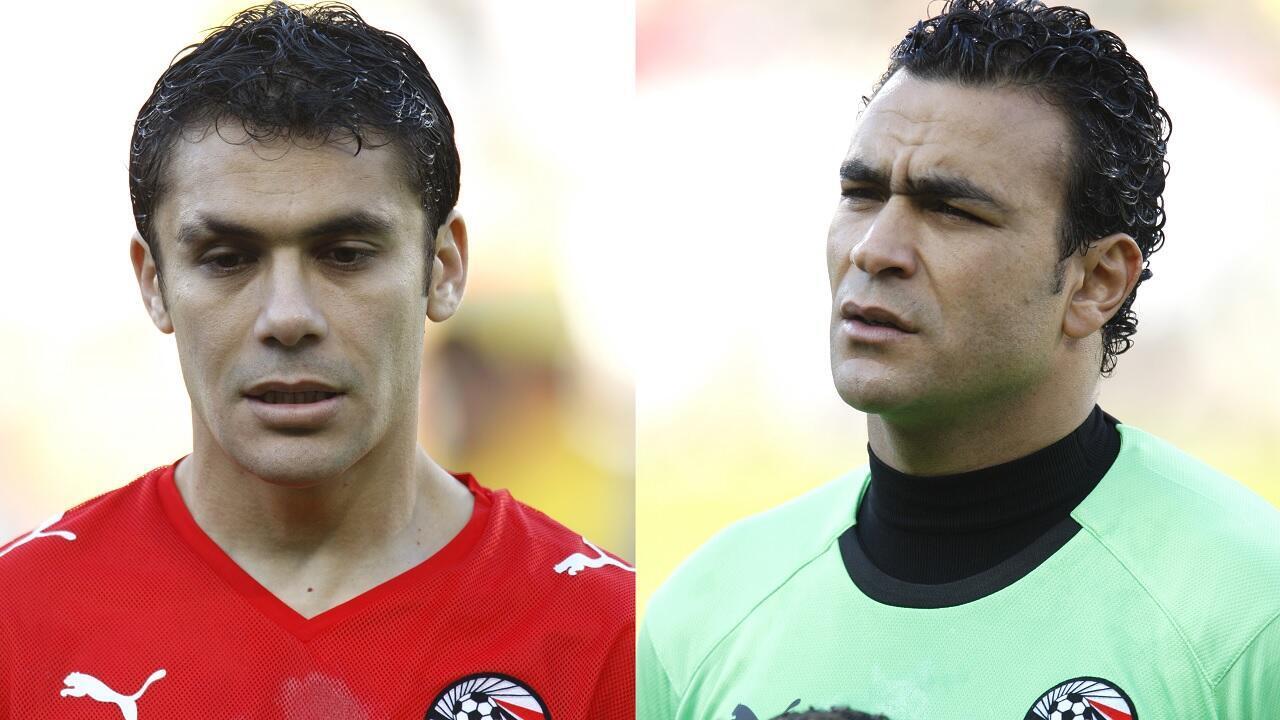 المصريان عصام الحضري وأحمد حسن الأكثر تتويجا بلقب كأس الأمم الأفريقية (4 ألقاب)