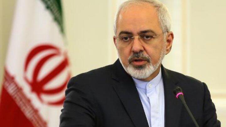 -وزير الخارجية الإيراني محمد جواد ظريف