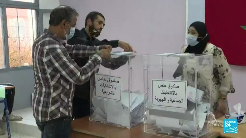 2021-09-09 13:01 Parlamentarias en Marruecos: victoria para el partido Reagrupamiento Nacional de Independientes