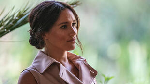 Tabloid pressure is like 'death from a thousand cuts', Meghan says