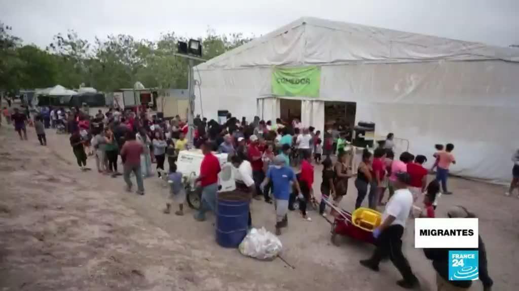 Migrantes desafíos Covid-19 para refugiados
