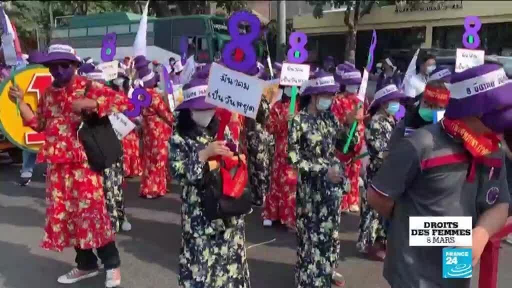 2021-03-08 14:14 Journée des droits des femmes : une journée pour parler inégalités, injustices et violences