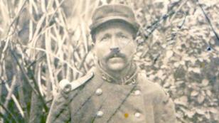 Le soldat François-Maurice Fouassier qui s'est donné la mort le 19 mai 1916.