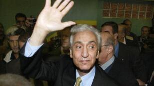 المعارض الجزائري الراحل حسين آيت أحمد