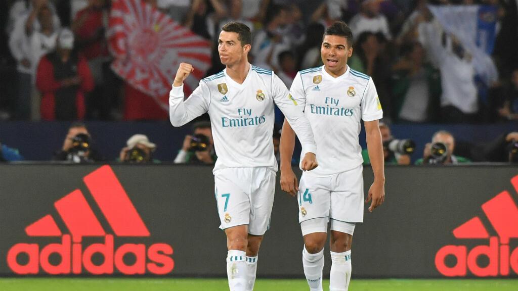 كريستيانو رونالدو يقود ريال مدريد للفوز بكأس العالم للأندية في 16 كانون الأول/ديسمبر 2017