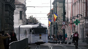 Romania's Timisoara, economic hub and cradle of the 1989 revolution.