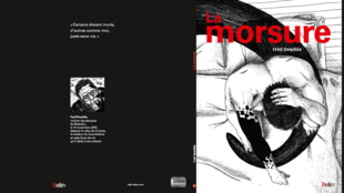 """Couverture de """"La Morsure"""" de Fred Dewilde."""