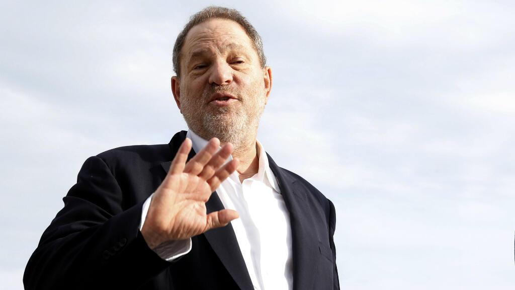 Archivo: El productor Harvey Weinstein en Cannes, el cinco de octubre de 2015.