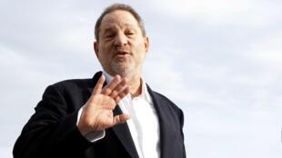 Le producteur de cinéma, Harvey Weinstein, le 5 octobre 2015 à Cannes.