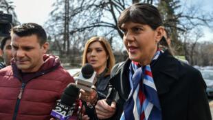 La roumaine Laura Codruta Kovesi est la favorite du Parlement européen pour le futur poste de procureur européen.