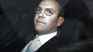 James Murdoch in 2012 in London