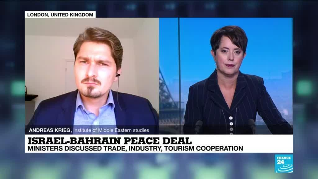 """2020-09-14 14:44 Israel-UAE deal: """"I don't think the consequences of this deal will be really far-reaching"""""""