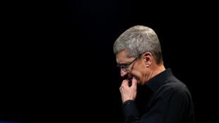 Le PDG d'Apple, Tim Cook, a annoncé un renforcement de la sécurité d'iCloud.