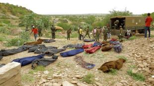 مجزرة سابقة نفذتها حركة الشباب الصومالية في مدينة مانديرا الكينية
