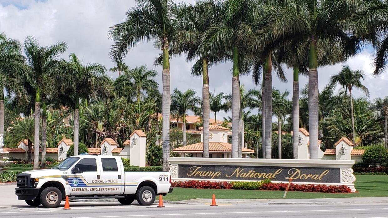 Pour accueillir le prochain G7, Donald Trump choisit l'un de ses clubs de golf