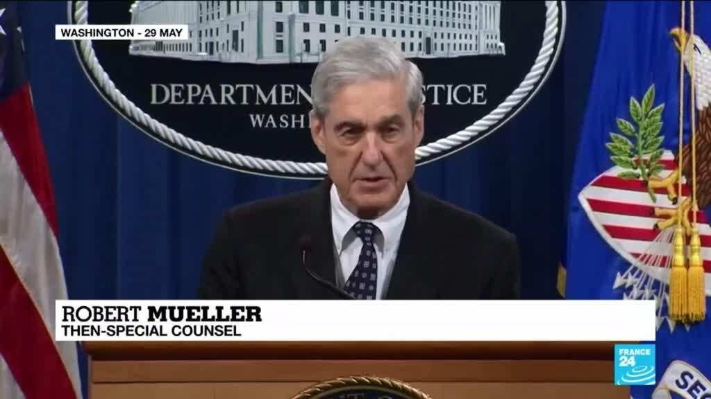 Mueller to testify on findings in Trump investigation