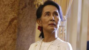 Aung San Suu Kyi, récipiendaire du prix Nobel de la paix, avait reçu le statut de citoyenne canadienne honoraire en 2007.
