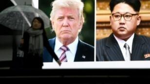 Le sommet historique entre le président américain Donald Trump et le dirigeant nord-coréen Kim Jong-un aura lieu le 12 juin à Singapour.