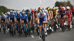 Last year 176 riders rolled out at the start of a crash-filled opening Tour de France stage in Nice