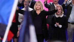 """Certains dirigeants du FN décèlent dans """"Chez nous"""", sur la seule foi de la bande-annonce, une charge contre leur parti."""