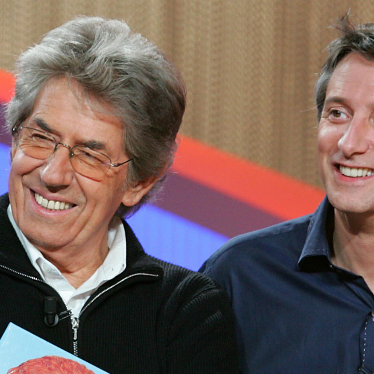 Le Journaliste Et Animateur Philippe Gildas Est Mort A 82 Ans