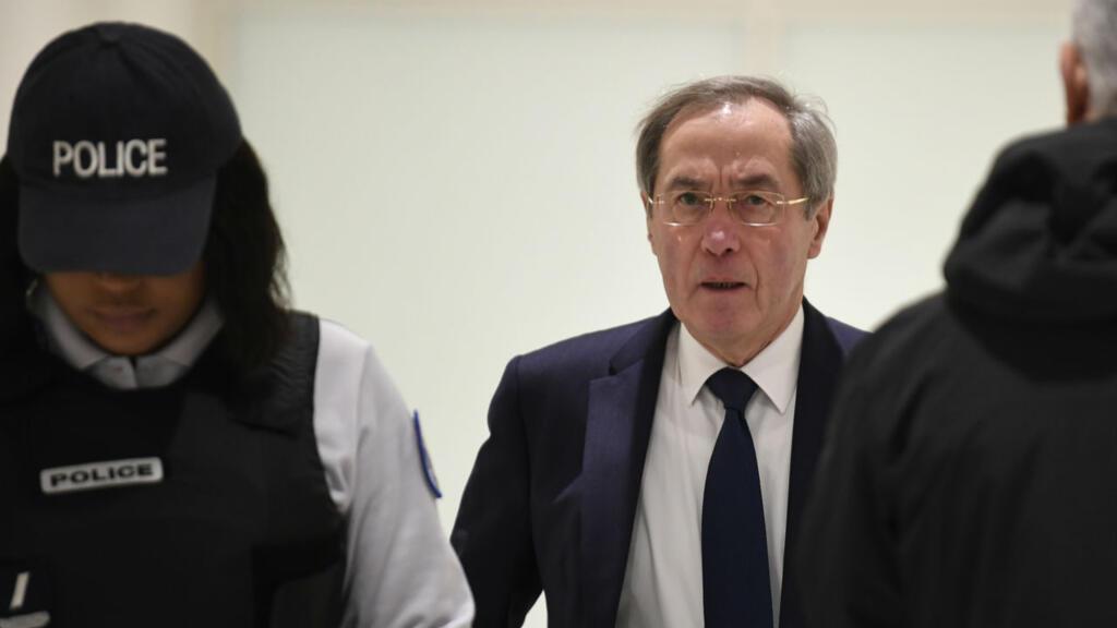 Sondages de l'Élysée : Claude Guéant devant les juges