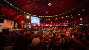"""""""Inspirer"""" est un des objectifs du OuiShare Fest, où de nombreuses thématiques, telles que la solidarité et la révolution numérique, seront discutées."""