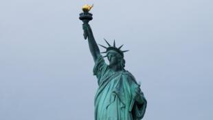 La Statue de la Liberté a été conçue en 1870 par le Français Frédéric-Auguste Bartholdi.