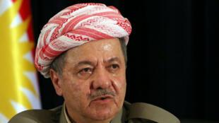 Masud Barzani, de 71 años, ocupó el cargo de presidente de la región autónoma del Kurdistán iraquí durante 12 años.