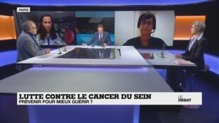 Le Débat de France 24 - lundi 12 octobre 2020
